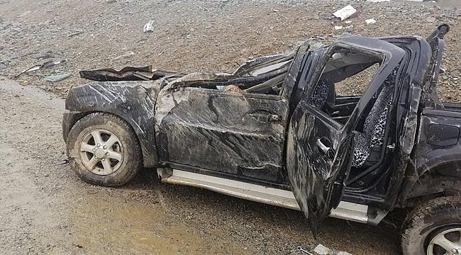 İkizdere'de trafik kazası: 1 ölü