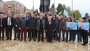 Kılıçdaroğlu'na yapılan saldırıya Rize'den tepki