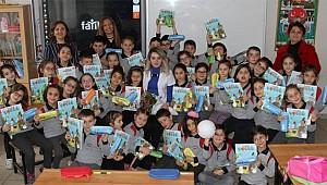 Rize'de çocuklara Sağlık dolu eğitim