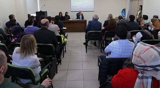 Rize'de Hasta Hakları Bildirim Sistemleri değerlendirildi
