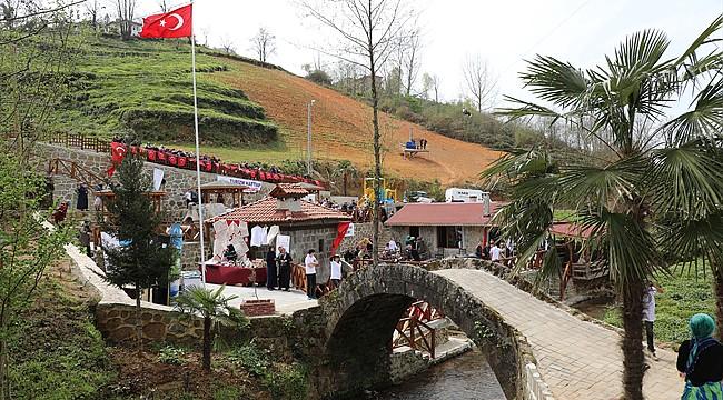 Rize'de Turizm Haftası Pileki Mağarası ile start aldı