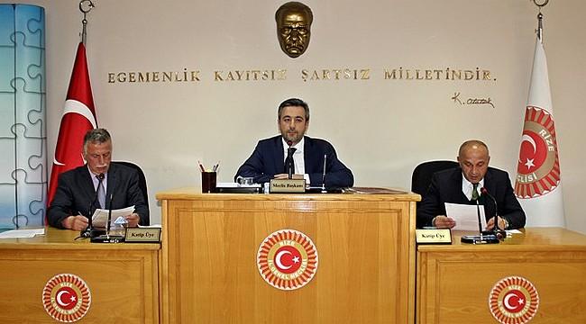 Rize İl Genel Meclisi Başkanı İbrahim Türüt oldu