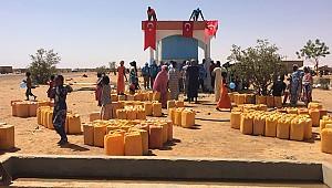 Rizeliler bağışladı, Moritanya'ya 11 su kuyusu yapıldı