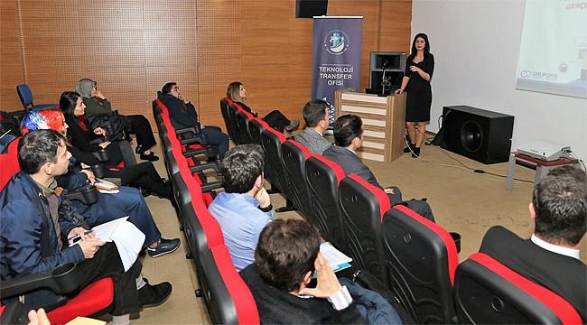 RTEÜ'de 'Buluştan Patente' Semineri