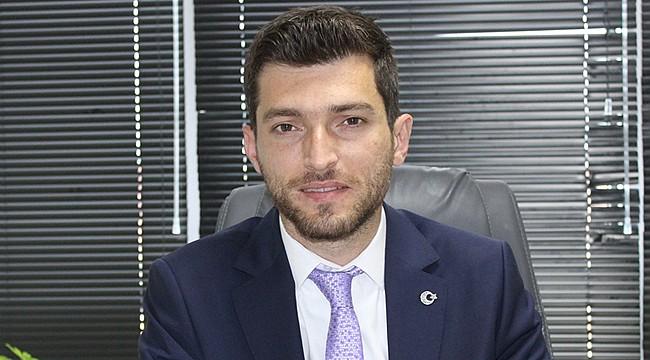 Türkiye'nin en genç belediye başkanı oldu