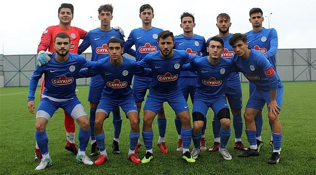 Çaykur Rizespor U19 takımı küme düştü