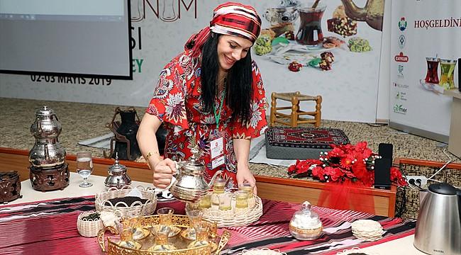Rize'de en iyi çayı demlemek için yarıştılar
