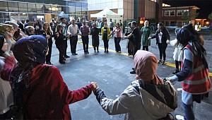 RTEÜ'de 'Gençlik Fuarı' düzenlendi