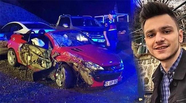 Çamlıhemşin'de kaza: 1 ölü, 3 yaralı