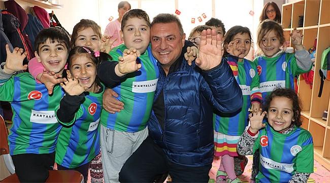 Çaykur Rizespor'da yeni sezon hedefi 53 bin forma satışı
