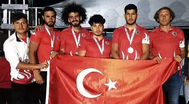 Çaykurspor Rafting Takımı, Dünya ikincisi oldu