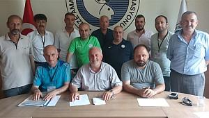 Futbol Saha Komiserleri, Rize'de yeni başkanını seçti