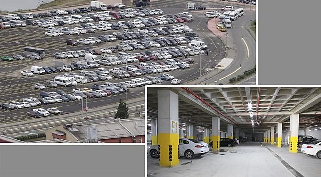 Rize'de Otopark ve Parkomat ücretleri belirlendi