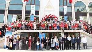 Yaz Kur'an Kursları Rize'de başladı