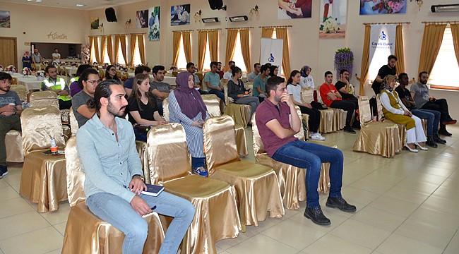 Çayeli Bakır'dan üniversite öğrencilerine Kariyer Geliştirme eğitimi