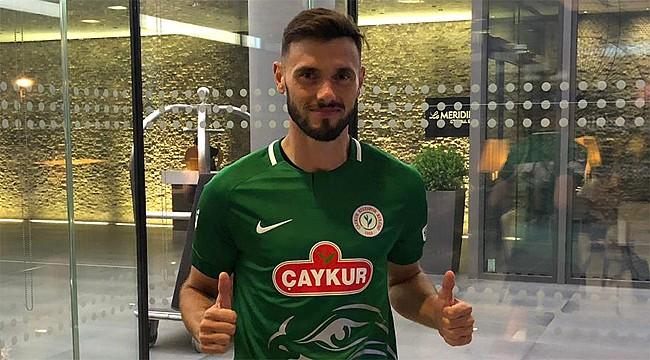 Çaykur Rizespor, Sloven Amedej Vetrih ile anlaştı