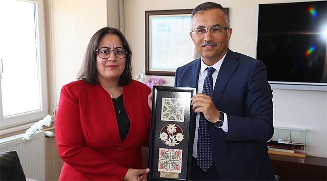 KKTC'nin Trabzon Başkonsolosu Rize'ye geldi