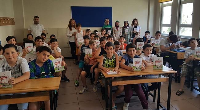 Yaz Kur'an Kurslarında 'Sağlıklı Nesiller' etkinliği