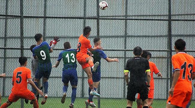 Çaykur Rizespor U17 sezona galibiyetle başladı