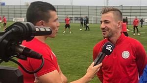 Melnjak: 'Yeni sözleşme teklifi beni çok mutlu eder'