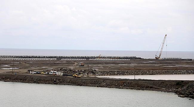 Rize-Artvin Havalimanı, Ekim 2020'de açılacak