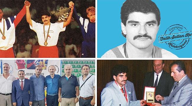 Rize'nin Güreşte Olimpiyat Şampiyonu Gururu: Mehmet Akif Pirim
