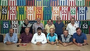 TFSKD Rize Şubesi, yeni sezon öncesinde toplandı