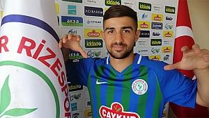 Çaykur Rizespor, Yusuf Acer'i Erzurumspor'a kiraladı