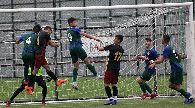Çaykur Rizespor U16, ilk galibiyetini aldı: 2-0