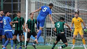 Çaykur Rizespor U19, ilk galibiyetini aldı: 4-2