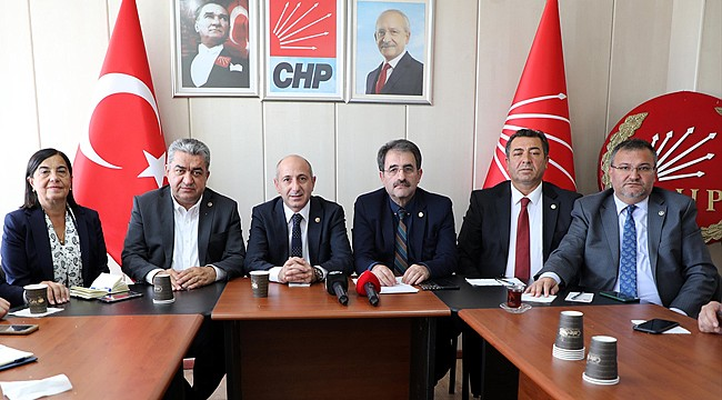 CHP'li Öztünç: 'Çay meselesi siyasi mesele değildir'