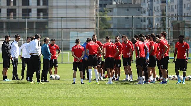 Kartal: 'İyi mücadele ve iyi futbol ile kazanmak istiyoruz'