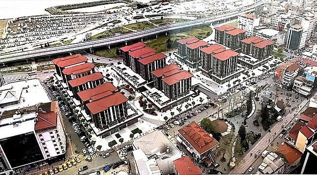 Rize'de kentsel dönüşüm kaçınılmaz hale geldi