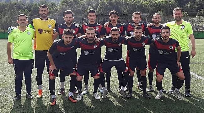 Salarhaspor 2'de 2 yaptı: Çayelispor ilk galibiyetini aldı