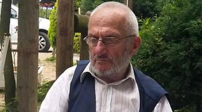 Çayeli'nde kaybolan 81 yaşındaki kişi bulundu