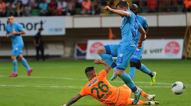 Çaykur Rizespor'da mağlubiyet serisine devam