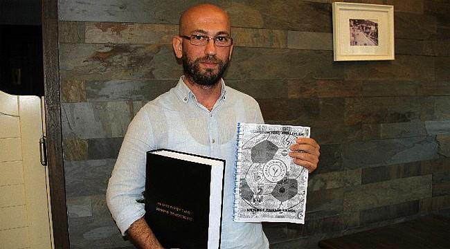 Çaykur Rizespor'un 51 yıllık tarihini kitaplaştırdı