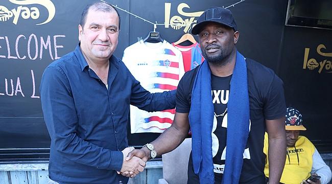 Çaykur Rizespor'un eski futbolcusu LuaLua Amatör Lige transfer oldu
