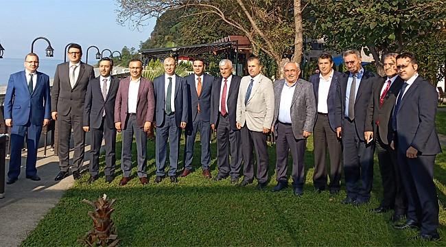 Kaçkar Turizm Birliği Ekim ayı toplantısını yaptı