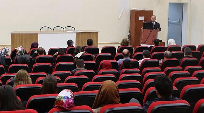 Rize'de 112 Personellerine Sağlıkta Kalite Standartları Eğitimi verildi