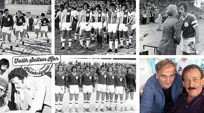Rizespor'un unutulmaz ismi: Bizim Sasu Cengiz Sarıoğlu
