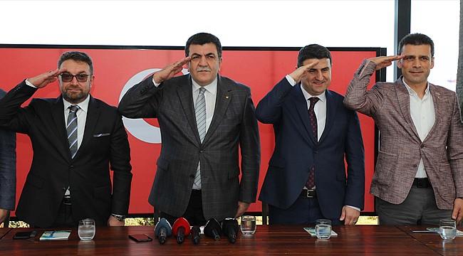 RTSO'dan Barış Pınarı Harekatı'na destek selamı