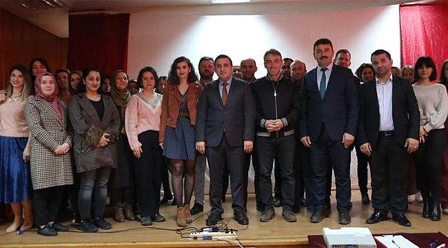 Fındıklı ve Ardeşen'de rehber öğretmenlere eğitim