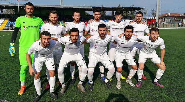 Salarhaspor'da her şeye rağmen: 1-1