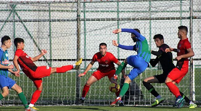 Çaykur Rizespor U19, galibiyetleri seriye bağladı