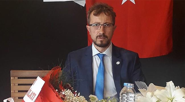 Genç Parti Rize Merkez ilçe Başkanlığına Terzi seçildi