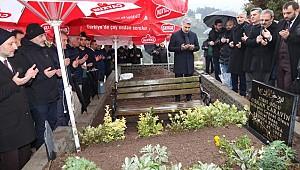 Osman Karavin, ölümünün 3. yılında anıldı