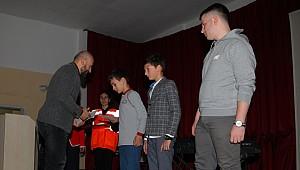 Rize'de Madenciler Günü yarışmasının kazananları belli oldu