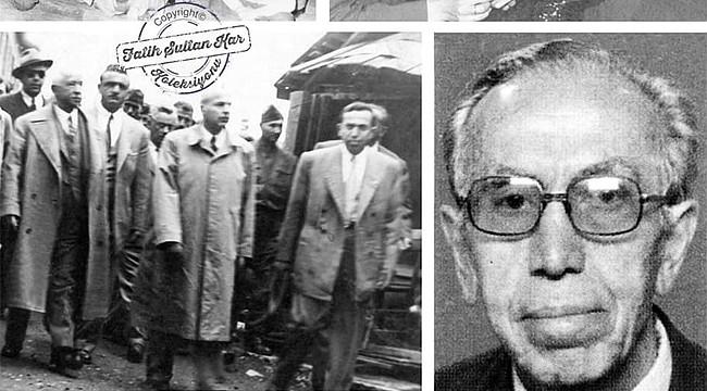 Rize eski Hükümet Tabibi Doktor Mehmet Ali Güven