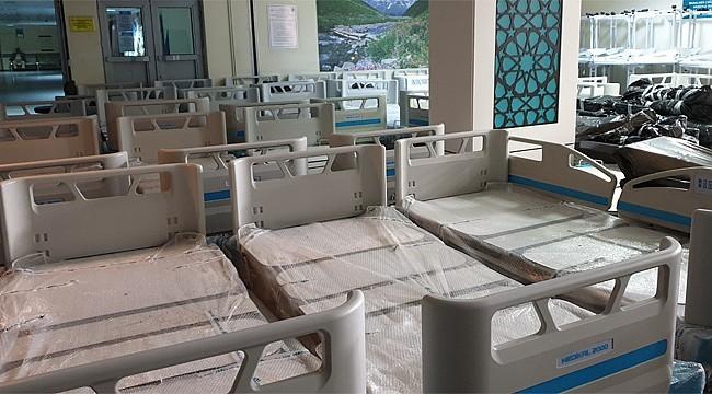 RTEÜ Eğitim ve Araştırma Hastanesine 150 yeni yatak